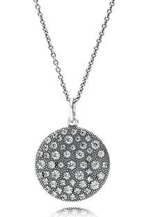 Colar De Prata Constelação - 90 Cm