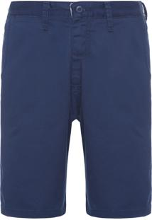 Bermuda Masculina Authentic - Azul