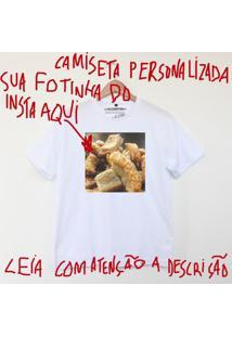 Personnalite - Camiseta Clássica Feminina