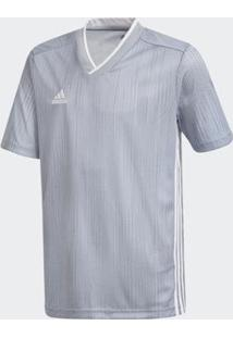 Camisa Infantil Adidas Tiro 19 Masculina - Masculino