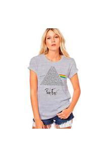 Camiseta Coolest Prisma Cinza