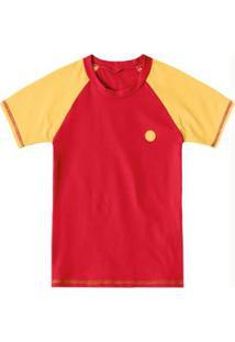 Camiseta Marisol Vermelho