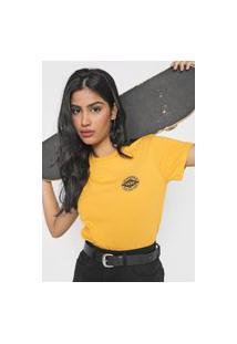 Camiseta Vans Tried And True Amarela