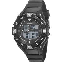 61ce4a74ed9 PoliHouse. Relógio Digital Speedo Masculino Esportivo Preto Prata