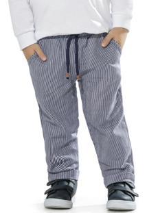 Calça Infantil Masculina Azul