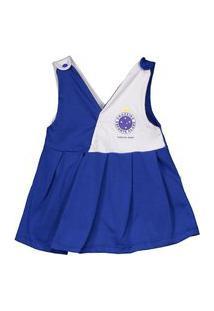 Vestido Bebê Cruzeiro