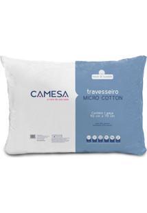 Travesseiro Micro Cotton Ll Branco
