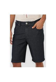 Bermuda Jeans Colcci Reta Noah Azul