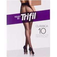 8e55905fe Meia Calça Fashion - Trifil - Feminino-Bege