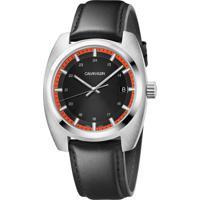 636a6c11eb4 Dafiti. Relógio Calvin Klein K8W311C1 Prata Preto