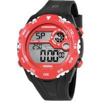 eb81eb75152 Off Premium. Relógio Internacional Masculino Digital Preto