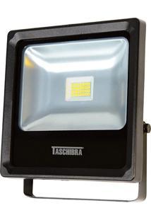 Refletor Led Taschibra 18W 6500K Tr 20 Preto