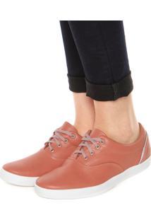 Tênis Dafiti Shoes Cano Baixo Coral