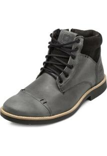 Bota The Box Project Santa Ana - Masculino-Chumbo