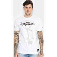 Camiseta Nba Cleveland Cavaliers New Era Tropy Masculina - Masculino-Branco c8e8a481f42