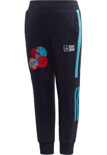 Calã§A Adidas Lb Dy Sm Pant Azul - Azul - Menino - Dafiti