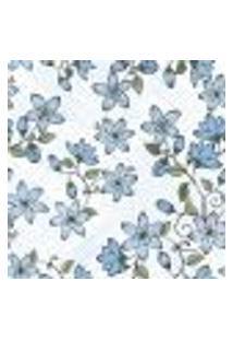 Papel De Parede Adesivo - Flores - 128Ppf