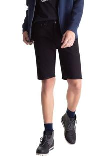 Bermuda Jeans Levis 501 Hemmed - 34