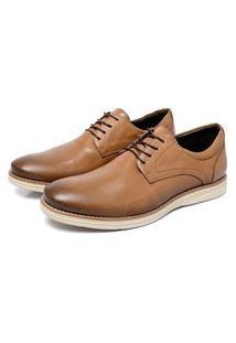 Sapato Masculino Havana Em Couro 9000