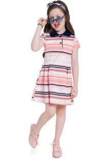 Vestido Infantil Menina Branco
