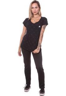 Camiseta Starter Estampada Feminina - Feminino