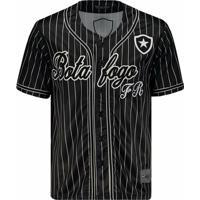 Camisa Baseball Botafogo Masculina - Masculino efb95005b242c