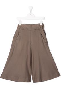 Unlabel Short Pantalona - Neutro