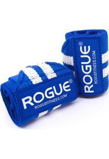 Munhequeira Wrist Wrap Elástica Rogue 30Cm - Unissex