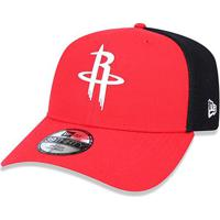 9d00b06f8 Boné New Era Nba Houston Rockets Aba Curva 3930 - Unissex