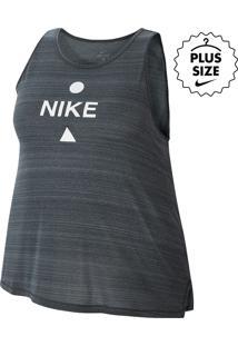 Plus Size - Regata Nike Icon Clash Feminina