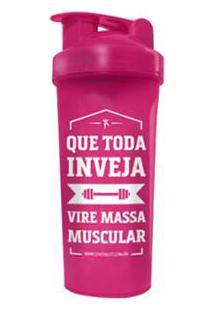 Coqueteleira Massa Muscular 700 Ml Powerfoods - Unissex