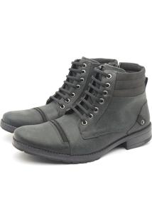 Bota Casual Rock Chumbo
