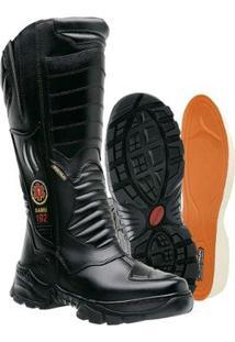 Bota Cano Longo Samu 192 Asphalt Spectrun Boots - Masculino