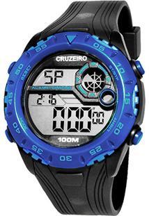 Relógio Cruzeiro Technos Digital Ii - Unissex