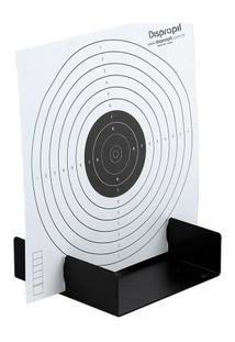 Porta Alvos De Papel Quick Shot Base Plana - Unissex