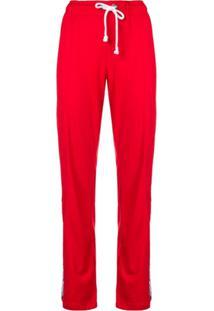 Champion Classic Sweatpants - Vermelho