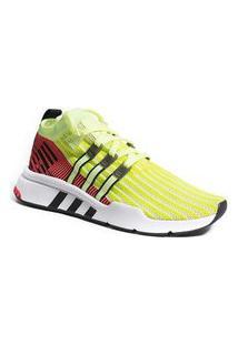 Tênis Adidas Eqt Support Mid Adv Amarelo