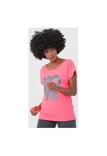 Camiseta Costa Rica Move Neon Pink