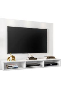 Painel Para Tv Até 55 Polegadas Quartzo Branco