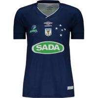 b5b94dad11 Camisa Umbro Cruzeiro Vôlei I 2017 Feminina - Feminino