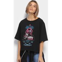 0cb4767925 Camiseta Coca-Cola Estampada Neon Coke Feminina - Feminino