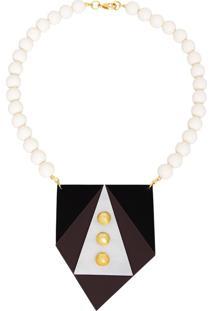 Colar Le Diamond Delui Preto - Tricae