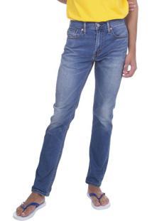 Calça Jeans Levis 510 Skinny Performance Cool - 34X34