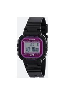 Relógio Unissex Casio La 20Wh 4Adf Digital | Casio | Rosa Médio | U