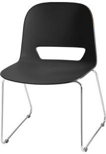 Cadeira Kind Base Fixa Cromada - 54055 Sun House