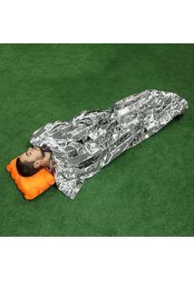 Cobertor De Emergência Azteq Vernon - Unissex
