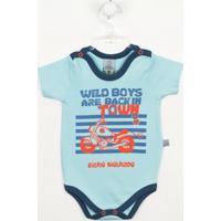 9d0850e93c21 Body Para Menino Azul Meia Malha infantil | Shoes4you