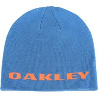 Gorro Oakley Rockslide Beanie Masculino - Masculino-Azul Claro+Laranja 713624a966e