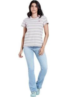 Camiseta Levis Perfect Tee - 90089 - Feminino