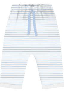 Calça Infantil Masculina Branco